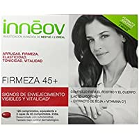 Innéov Firmeza 45+ Antiedad, 120 comprimidos Programa 2 Meses
