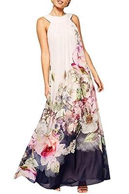 Azbro Maxi - Vestido  Floral