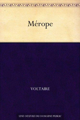 Mérope par Voltaire