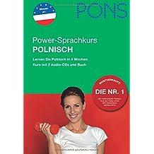 PONS Power-Sprachkurs Polnisch mit Audio CD¿s: Lernen Sie Polnisch in 4 Wochen