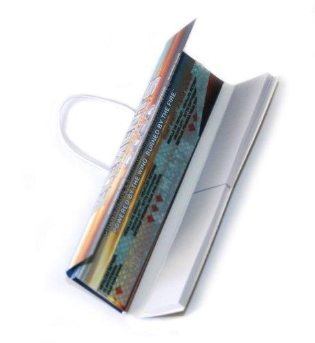 Elementi intenditrice per letto king size Slim cartine per sigarette Ultra sottile di riso & kandalf...