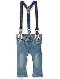 Dirkje Baby Suspenders Jeans