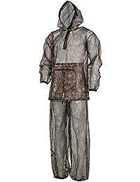 Moskitoanzug, 2-teilig Jacke und Hose, Mückenschutz Insektenschutz hunter-brown