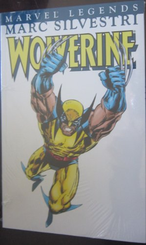 Wolverine Legends Volume 6: Marc Silvestri Book 1 TPB