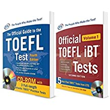 The Official Guide to the TOEFL Test + Official TOEFL iBT Tests, Volume 1