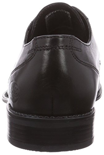 Dockers by Gerli 36oj001-100100, Derbies à lacets homme Noir - Noir