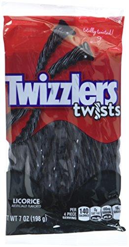 Twizzler Lakritz 198 g, 3er Pack (3 x 198 g)