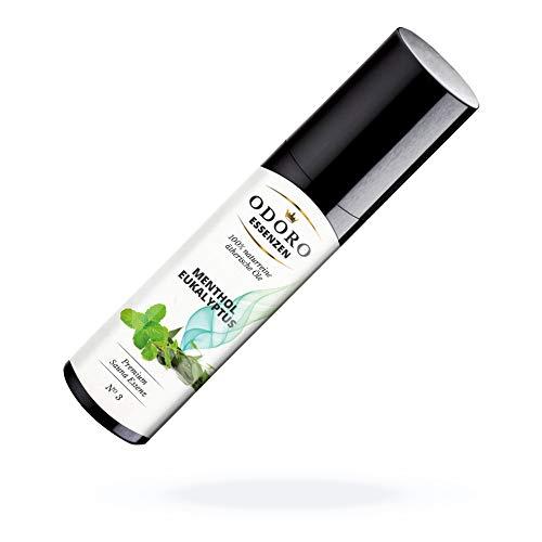 Fichte-essenz (Saunaaufguss Duft Menthol Eukalyptus Minze - 100% ätherische Öle - Premium Aufguss Konzentrat (100ml) - Natürliches Aufgussmittel, naturrein, naturreine Saunaaufgüsse)