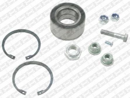 Preisvergleich Produktbild SNR Magneti Marelli R154.28 Radlagersatz vorne (Kit)