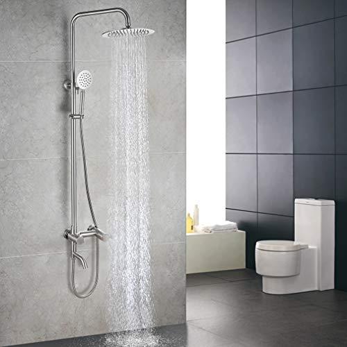 Prezzi lonheo set asta doccia - Sistemi per vasche da bagno ...