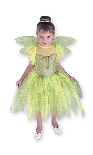 Kinderkostüm Fee Tinkerbell S (Tinkerbell Kostüm Baby)