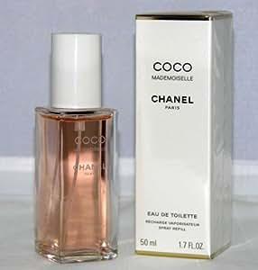 Chanel Coco Mademoiselle Recharge Eau De Toilette 50ml ...
