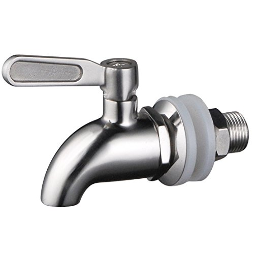 Stainless Works Stainless WorksTM Stainless Steel Beverage Dispenser Replacement Spigot