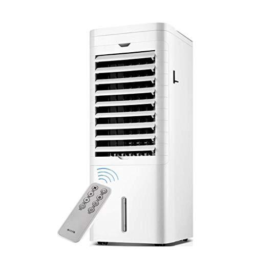 4-in-1 Mobile Klimageräte Haushaltsluftkühler mit Heiz- und Lüfterfunktion, Weitwinkel-Luftversorgung 12h Timing 3 Windgeschwindigkeit Quiet kühlgeräte für Räumem, Büro, Hotel, Küche