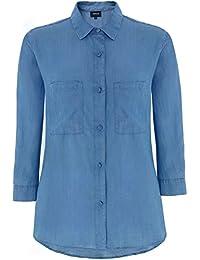 Suchergebnis auf Amazon.de für  Armani Jeans - Blusen   Tuniken ... 067b0f54c9