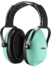 Mpow Gehörschutz für Kinder, Mpow Kinder Rauschunterdrückung Gehörschutz, Ohrenschützer für Kinder, Verstellbare Stirnband Gehörschutz (Tiffany Blau)