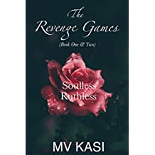 The Revenge Games Series (Box Set): A Hot Indian Romance