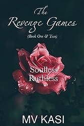 The Revenge Games (A Dark, Passionate Romantic Suspense Series)