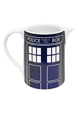 BBC Worldwide Dr Who - Tardis Creamer Jug Creamer Jug