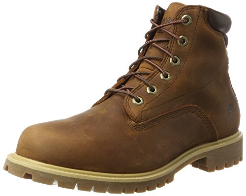 Timberland 6 In alburn Waterproof Bottes Homme Marron (Mocha Bisque)