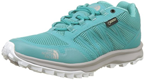 The North Face T92Y8VYYN. 7, Zapatillas Mujer, Multicolor (Vistula Azul/Tnf White), 39...