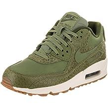 Nike Zapatillas de Piel Para Mujer Verde Palm Green/Palm Green-Sail Verde Size: 36