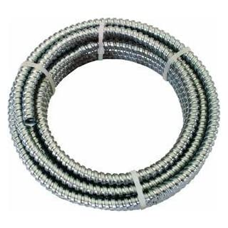 Southwire 55082122 Alflex 1/2-Inch-by-50-Foot Reduced Wall Flexible Aluminum Conduit by Jensen