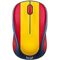 Logitech M238 Fan Collection Wireless Maus (12 Monaten Batterielaufzeit, für Windows, Mac, Chrome OS und Linux) Spanien
