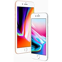 "Apple iPhone 8 - smartphones (11.9 cm (4.7""), 64 GB, 12 MP, iOS, 11, Gold)"