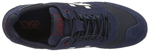 Asics Hn6a1, Sneakers Basses Mixte Adulte, Bleu Multicolore (Varios colores)