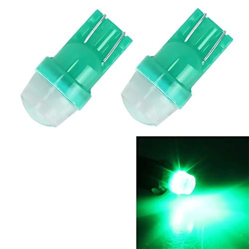 Éclairage de la voiture, Lumière de dégagement de lampe de lecture de voiture d'ampoules de 2 PCS T10 / W5W / 194/501/168 0.6W 35LM 6000K 2835-LED, DC 12V (Taille : Cms4505gl)