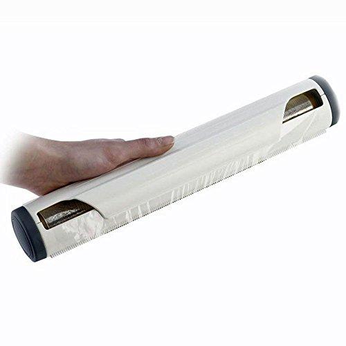 Folienabroller Folienspender Folienschneider Folienabreißer, Kunststoff, ca. 35 cm