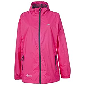 Trespass Qikpac Packaway TP75 Jacket, Men, Men, Qikpac Packaway TP75, Pink (sll)