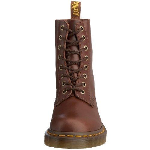 Dr. Martens Pascal, Boots femme Marron (Dark Brown)