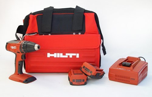 Hilti 03474876 SFC 18-A CPC 18-volt Cordless Compact Drill/Driver with Tool Bag and Keyless Chuck by Bon Tool