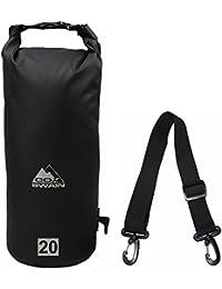 Cox Swain Bag Defend - Dry Bag / Outdoor Sack, several sizes (5L 10L 20L) and color, Colour: Black, Size: 20L