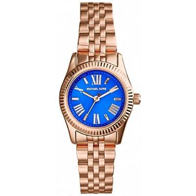 Michael Kors MK3272 - Reloj de cuarzo para mujer, con correa de acero inoxidable, color dorado