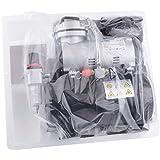 Fengda FD-186 Airbrush Kompressor mit Lufttank/Druckbehälter/ 4 bar / Auto Stop - 7