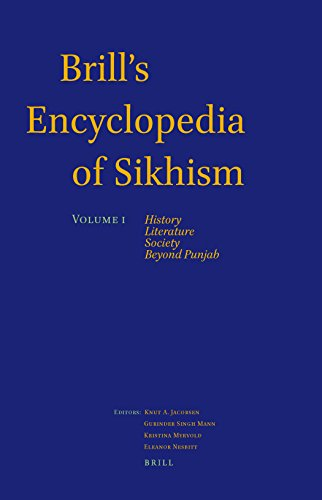 Brill's Encyclopedia of Sikhism, Volume 1 (Handbook of Oriental Studies. Section 2 South Asia) por Knut A. Jacobsen
