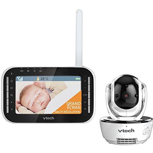 Online kaufen VTech Video Vision XL bm4500 ecoute-bébé weiß bfbcf3af384