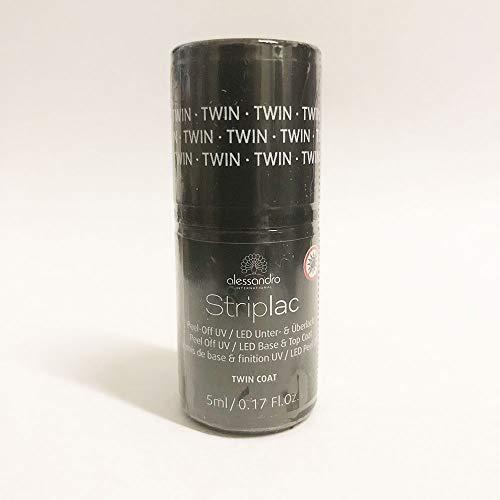 alessandro Striplac Twin Coat Über- und Unterlack, 5 ml