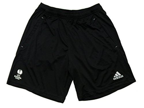 Pantaloncini Adidas, pantaloni da arbitro, pantaloni corti,, taglia UE L
