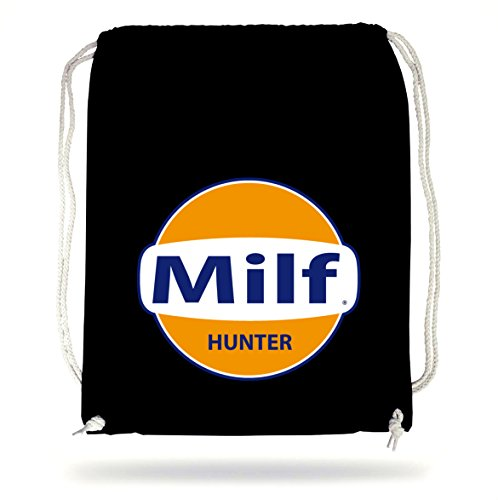 Milf Hunter Gymsack Black Certified Freak