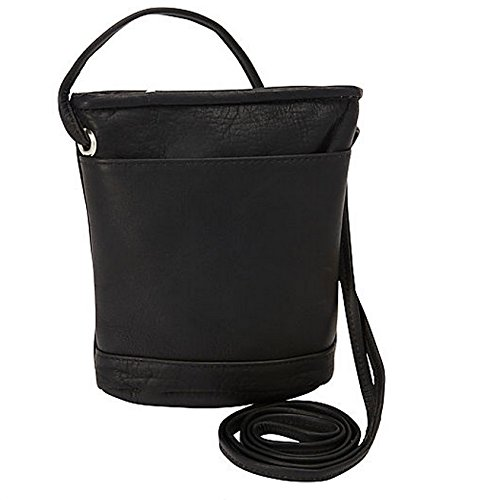 david-king-co-top-zip-mini-bag-512-nero-un-formato