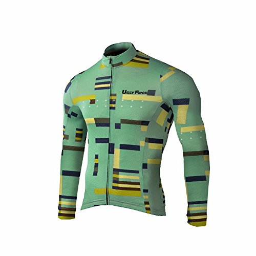 UGLYFROG #19 2018 Radsport thermal Trikots Lange Ärmel Sport & Freizeit Shirts Winter with Fleece Style