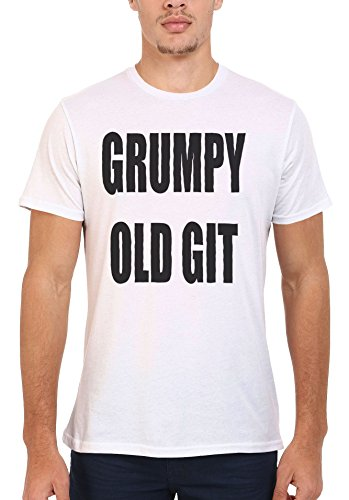 """3. Grumpy Old Git Checklist Shirt. """"Because you know it's true."""""""
