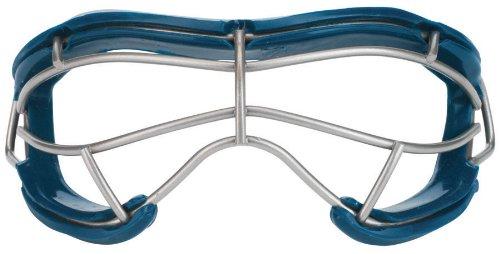 (STX 4 Sight Plus Women's Adult Lacrosse Goggle, Royal Blue)