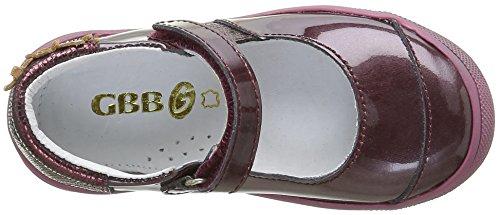 GBB Nanou, Babies Fille Rouge (36 Vnv Bordo Dpf/2813)