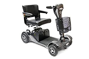Sunrise Medical Sterling Sapphire 2 Class 2 Mobility Scooter - Grey