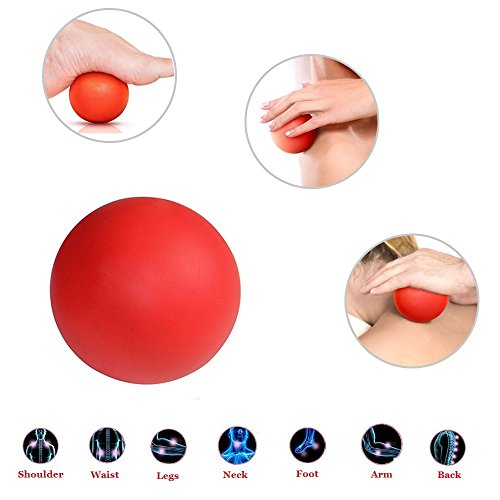 SelfTek-Lacrosse-Ball-for-Body-Relaxation-Self-Massage-Physiotherapy-and-Crossfit-Random-Color